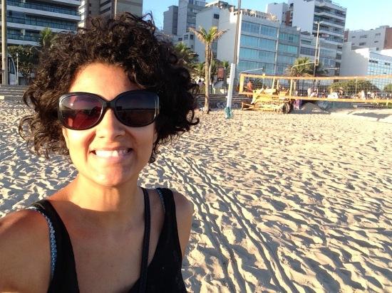 Rio de janeiro (spiaggia di Ipanema)