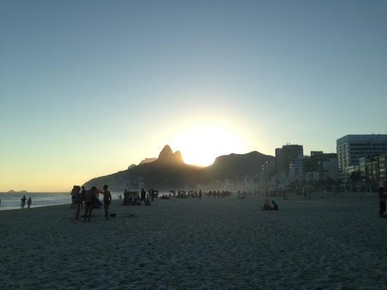 Rio de janeiro (quartiere Ipanema)