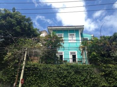 Rio de janeiro (quartiere Santa Tereza)